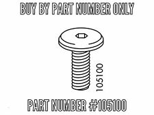 2 IKEA 105100 SCREWS FOR Svarta BUNK BED AND OTHER IKEA FURNITURE
