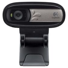 NEW Logitech C170 Universal USB Webcam Camera PC & MAC 5MP With Microphone