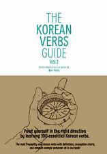 The Korean Verbs Guide (2 Volume Set) Essential Korean Verbs Used in Everyday