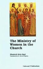 The Ministry of Women in the Church