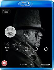 Taboo [BBC] (Blu-ray)~~~~~~Tom Hardy~~~~~~NEW & SEALED