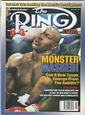 THE RING MAGAZINE EXTRA MIKE TYSON BOXING HOFer COVER NOVEMBER 2002