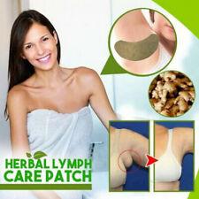 10-100PCS Herbal Lymph Care Patch Neck Anti-Swelling Sticker Breast Lymph Node