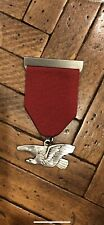 Boy Scout BSA Eagle Medal Award Replica Pin First Badge Gift Merit Rank Uniform