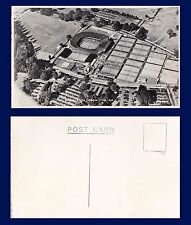 UK LONDON WIMBLEDON FROM THE AIR TENNIS COURTS REAL PHOTO