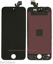 5IN1 TEXTO ORIGINAL EN PANTALLA TÁCTIL + LCD RETINA IPHONE 5 A1428 / A1429 NEGRO