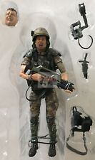 "NECA PRIVATE HUDSON ALIENS Marine 2017 7"" Inch OUT OF PACKAGE Figure LOOSE"