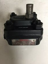 1/2 Inch Steam Trap Yarway Impulse 440ASWR 400 PSI Socket Weld Connection