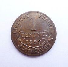 DUPUIS 1 centime 1899