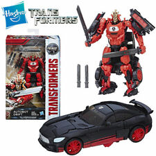Transformers 5 Autobot Drift The Last Knight Premier Edition Action Figure Toy