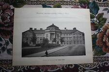 1887 7 / Österreich Wien Palais Auersperg Josefstadt