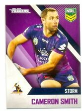 Cameron Smith 2017 Season NRL & Rugby League Trading Cards