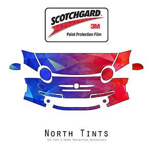 FIAT 500 2012-2015 PreCut 3M Scotchgard Paint Protection Clear Bra Kit