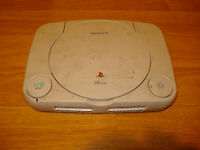 Modded Sony PlayStation PSone PS1 (NTSC-SCPH-101) + mod chip. Works! System Only