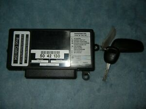 1999 SAAB 9-5 TWICE Unit With Transponder