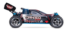 Redcat Racing Tornado S30 1/10 Scale Nitro Buggy BLACK/RED Color