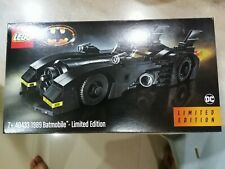 LEGO 40433 1989 Exclusive Mini Batmobile Limited Edition