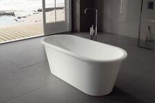 """British Baths"" Yarrow Gloss Finish Natural Stone Freestanding Bath -"