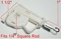 Blind Parts -  Wand Tilter (Qty 1)  High Profile Tilter - Window Blind Parts M03