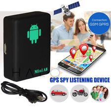LOCALIZZATORE SATELLITARE GPS MICROSPIA GSM TRACKER AMBIENTALE SIM SPIA MINIA8
