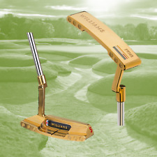 """Williams F1 Racing Golf FW14B Edition 24K plaqué or Golf Putter non"""" 5'"""