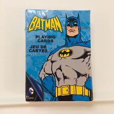 BATMAN Playing Cards Deck - DC Comics- Retro