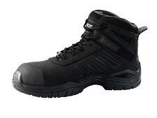 Mascot Chaussures de Travail Trivor Gr.43 Bottes de Sécurité S3 Noir
