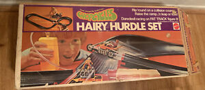 1972 Mattel Chopcycles Sizzlers Hairy Hurdle Set Boxed With Cycles Rare!