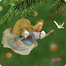 Hallmark 2001 BARBIE Angel of Peace with Dove - Below Orig box pr - MIB