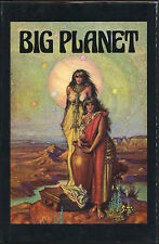 Fiction: BIG PLANET by Jack Vance. 1978. Signed, limited edition.