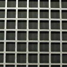Stainless 316 Perforated Sheet 2m x 1m x 1mm C10 U12 BIN96 - 523110220