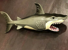 Toys R Us Animal Planet Extreme Shark Adventure Great White Moving Jaw 8""