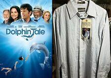Dolphin Tale: Dr. McCarthy - Morgan Freeman Movie Wardrobe Costume w/Tag & COA