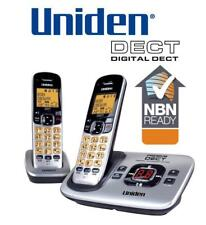 UNIDEN 3135+1 DECT Digital Cordles Phone System Works During Blackouts AND NBN