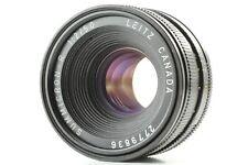 **EXCELLENT** Leica Summicron R 50mm F/2 LEITZ CANADA MF Standard Lens #A17