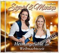 SIGRID & MARINA - HEIMATGEFÜHLE ZUR WEIHNACHTSZEIT (CD)  CD NEU
