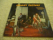 CREEDENCE CLEARWATER REVIVAL Cosmo's Factory Vinyl LP (8402) FANTASY Record VG+