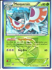 POKEMON BLACK AND WHITE PLASMA BLAST - MASQUERAIN 2/101 RARE