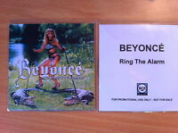 BEYONCE ~'Ring The Alarm'~Rare UK 'PROMO ONLY' CD Single~RCA 2006~R&B~HIP HOP