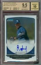 2013 Bowman Chrome Rafael De Paula BGS 9.5 10 Rookie Yankees