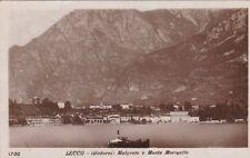 * LECCO - Malgrate e Monte Moregallo 1926