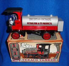 Ertl 1910 Texaco Tanker Truck Bank NIB