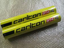 2 x CARLTON GT4 FEATHER SHUTTLECOCKS Speed 78 Tube of 12 / 2 x dozen shuttles
