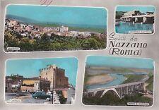 # NAZZANO: SALUTI DA (colorata in lastra)