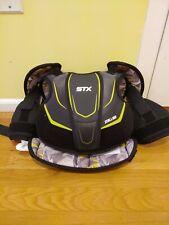 Stx stallion lacrosse pads(youth medium)