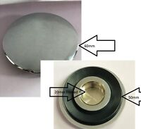 Mcalpine Basin Waste Easy Pop Up Click Clack 60mm Plug Chrome