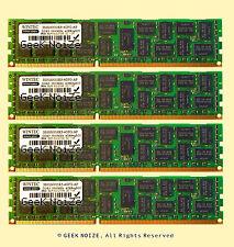 Wintec Server RAM 16G 4x 4GB PC3-12800R ECC REG DDR3 1600Mhz 240pin RDIMM Memory