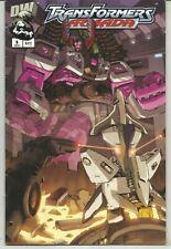 Transformers Armada #6 : December 2002 : DW Comics