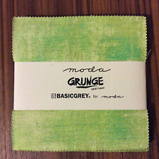 "Grunge by Moda  - fabric Charm Pack - 42 x  5"" squares"