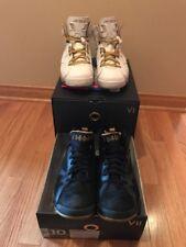 Jordan Retro 6 & Jordan Retro 7 Golden Moments Men Basketball Shoes Deadstock